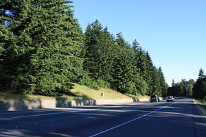 Interstate 405 (Washington) - I-405 in Snohomish County