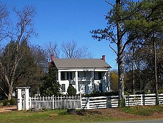 National Register of Historic Places listings in Greene County, Alabama - Image: Everhope Plantation