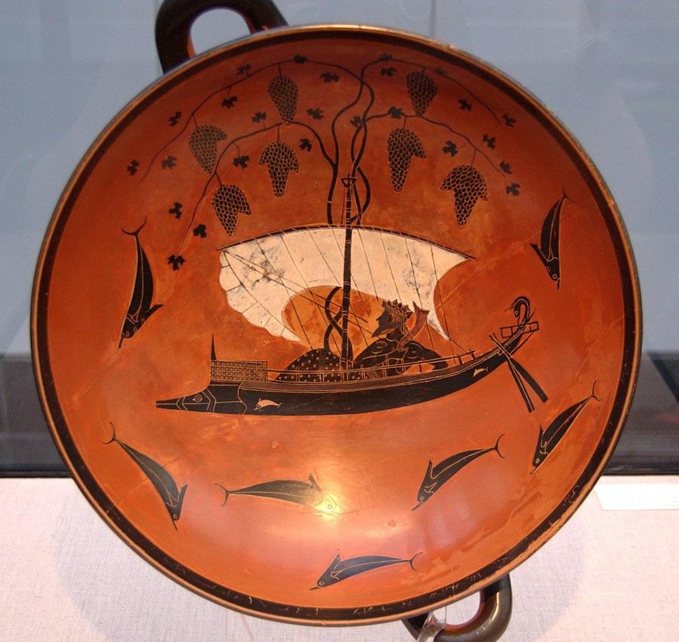 Exekias Dionysos Staatliche Antikensammlungen 2044 n2