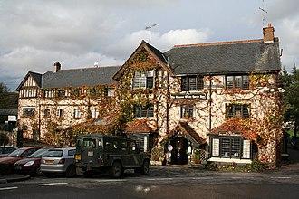 Exford, Somerset - White Horse Inn