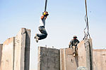 Expanding T-walls at Joint Security Station Loyalty in Baghdad, Iraq DVIDS173703.jpg