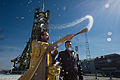 Expedition 41 Soyuz Blessing (201409240001HQ).jpg