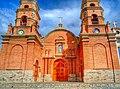 Exteriores de la Iglesia de Carhuaz.jpg