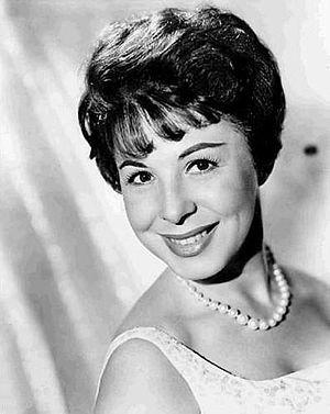 Eydie Gormé - Eydie in 1962.