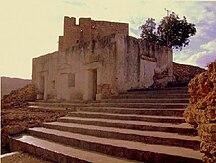 Somálsko-Architektúra-Eyl Castle