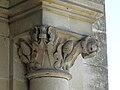 Eymet église chapiteau porche (7).JPG