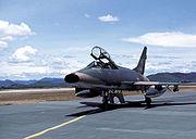 F-100F 416th TFS Phu Cat