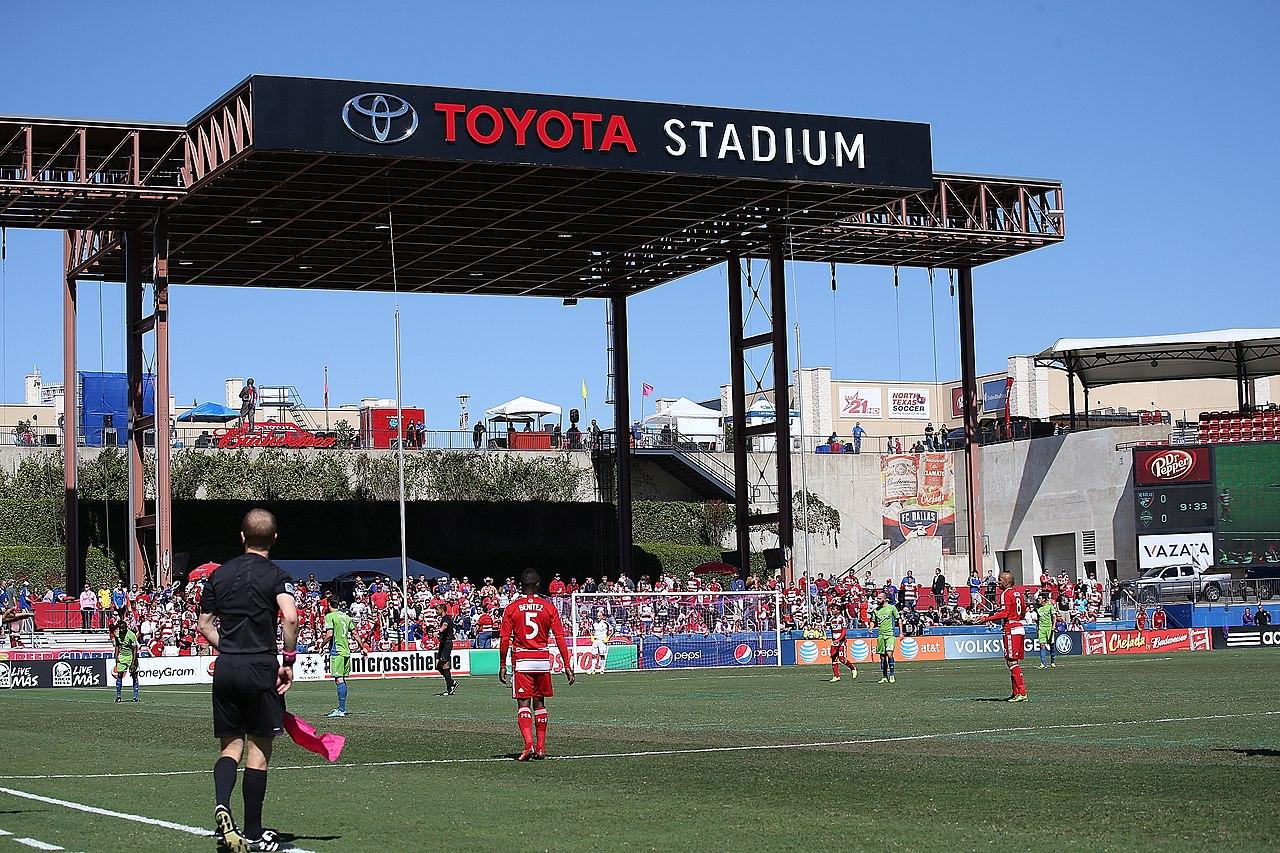File Fc Dallas Toyota Stadium Jpg Wikimedia Commons