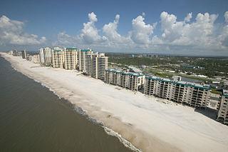 Perdido Key, Florida Unincorporated community in Florida, United States