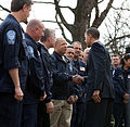 FEMA - 43148 - President Obama shakes hands with FEMA workers in District of Columbia.jpg