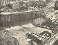 FMIB 40769 Trap pen and barrier in lower course of stream, Callbreath's Hatchery, McHenry Inlet.jpeg