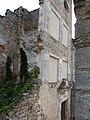 Façade avec la porte Renaissance (château de Saint-Martin-Laguépie).jpg