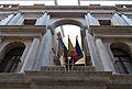 Façana de l'edifici dels grups parlamentaris de les Corts Valencianes.JPG