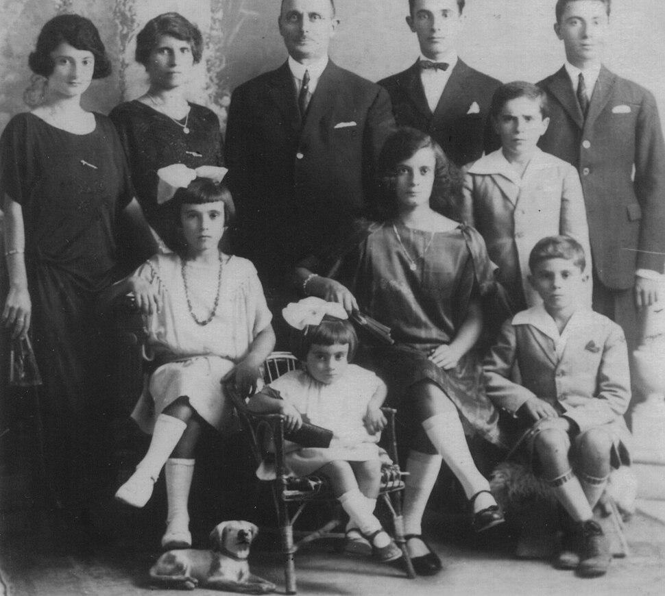 Famiglia Giuseppe Riggio 2