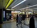 FamilyMart Kintetsu Namba station eastern ticket gate inside store.jpg