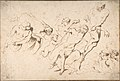 Fantastic Subject- Five Nude Male Figures Punishing Another MET DP809036.jpg