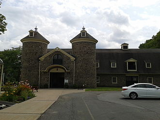 Edward Severin Clark - Image: Farmers Museum entrance