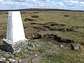 Featherbed Moss trig point S2628 - geograph.org.uk - 1273027.jpg