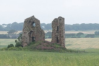 Fedderate Castle - Image: Fedderate Castle