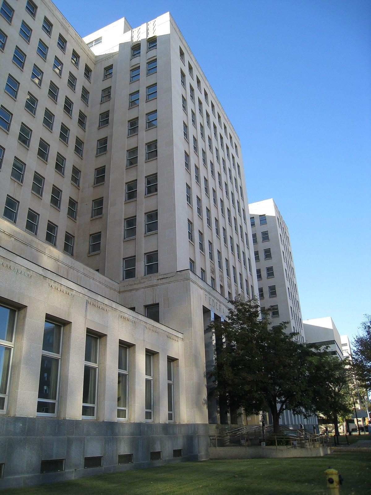 Federal Building, Edmonton - Wikipedia