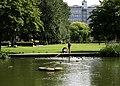 Feeding the Ducks in Queen's Gardens - geograph.org.uk - 490680.jpg