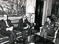 Felipe González recibe al ministro de Asuntos Exteriores de Marruecos.jpg