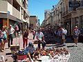 Feria en Calle Defensa y Carlos Calvo.JPG