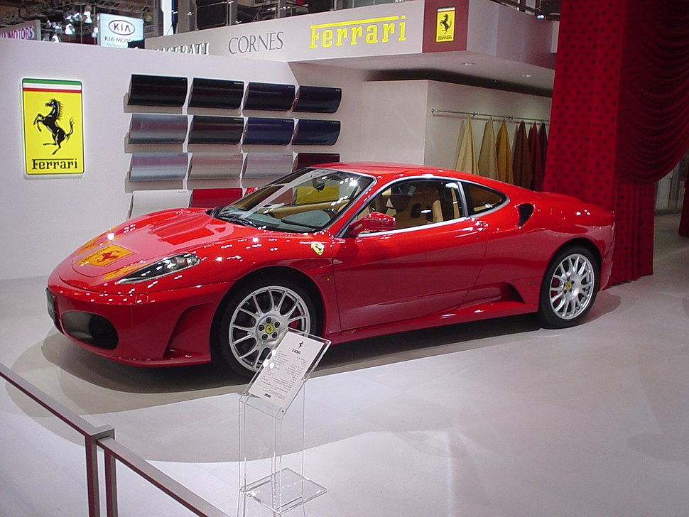 Ferrari F430 TMS