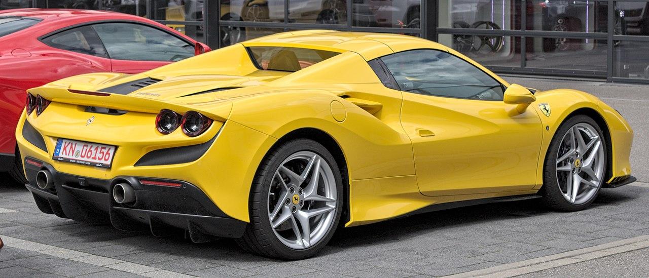 Datei Ferrari F8 Spider Img 2936 Jpg Wikipedia