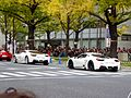 Ferrari automobiles at Midosuji World Street (3).jpg