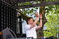 Ferry Corsten at Dance Parade 2009 in Rotterdam-flickr4 - by - JeHu68.jpg