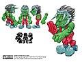 Fig. Character Design Model Sheet B (cc) 2017 02.jpg