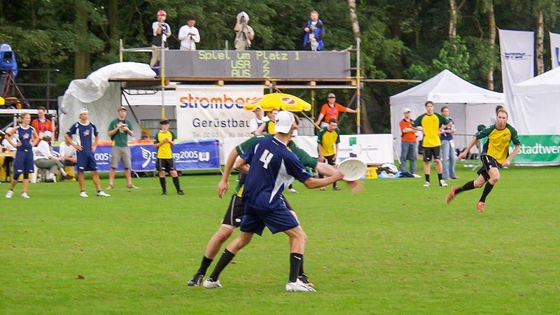 File:Finals of the Ultimate Frisbee competitions, USA-AUS ...
