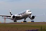 Finnair A350 (26987268494).jpg