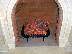 meaning of fireplace