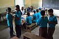 First Aid and Emergency Management Session - Summer Camp - Nisana Foundation - Sibpur BE College Model High School - Howrah 2013-06-08 9303.JPG