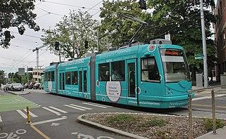 First Hill Streetcar Streetcar line in Seattle, Washington