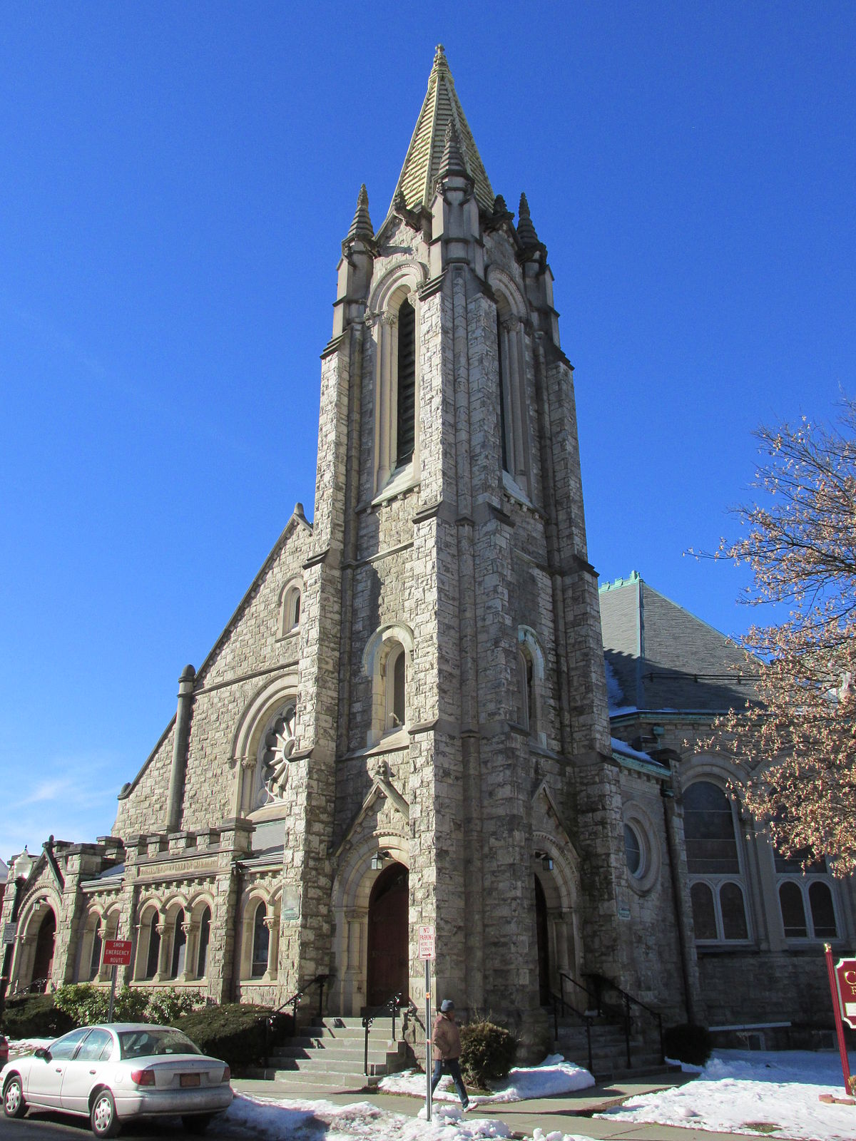 First presbyterian church poughkeepsie new york wikipedia for First ch