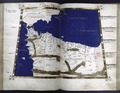 First map of Africa (Straits of Gibraltar, northwest Africa), in full gold border (NYPL b12455533-427033).tif