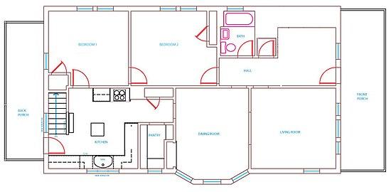 Vajira House Design Plan