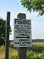 Fishing Permits available - geograph.org.uk - 205766.jpg