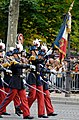 Flag guard ESM Bastille Day 2007.jpg
