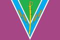 Flag of Geymanovskoe (Krasnodar krai).png