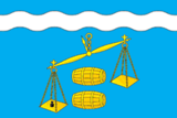 Flag of Sukhinichsky district.png