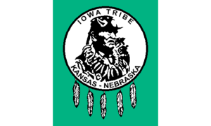 Flag of the Iowa Tribe of Kansas & Nebraska.PNG