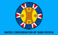 Flag of the United Confederation of Taino People.png