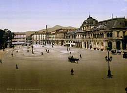 Flickr - …trialsanderrors - Place Masséna, Nice, France, ca. 1895.jpg