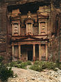 Flickr - …trialsanderrors - The Treasury, Petra, Jordan, by the American Colony Jerusalem Photo Department, ca. 1910.jpg