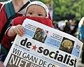 Flickr - NewsPhoto! - Omsingel De Nederlandsche Bank (10).jpg
