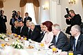 Flickr - Saeima - Oficiālā vizītē Latvijā viesojas Polijas parlamenta Seima priekšsēdētāja Eva Kopača (27).jpg